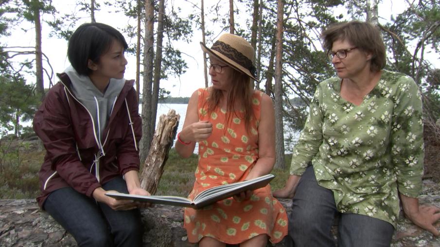 柴咲コウのサステイナブルな旅ー森と湖の国フィンランドへ